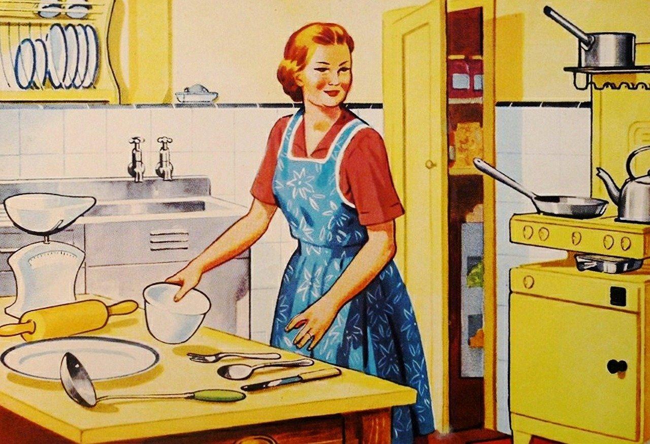 Nezbytní kuchyňští pomocníci